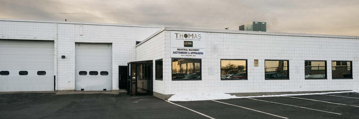 Thomas Industrial Machinery Headquarters